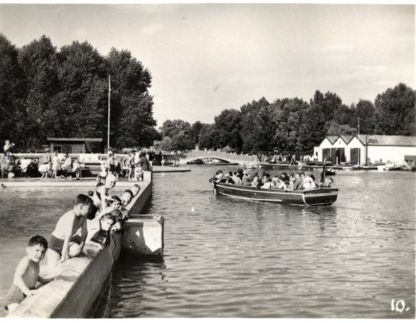 Old views of wicksteed first time visitor 39 s tour introduction project kettering Kettering swimming pool timetable